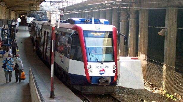 Stacja Śródmieście Chris Wood /wikipedia cc by sa