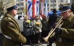 Obchody 74. rocznicy wybuchu powstania w getcie warszawskim