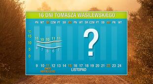 Pogoda na 16 dni: Polska na styku ciepła i zimna