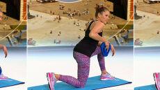 Prawidłowe wykonanie ćwiczenia budującego górną część ciała