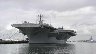 US Navy przechodzi na biopaliwa