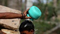 Zabójcze upały w Indiach