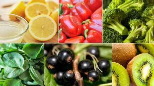 Ochroń się przed przeziębieniem. Oto produkty, które zawierają najwięcej witaminy C