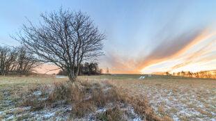 Prognoza pogody na 5 dni: liczne przejaśnienia, odrobina deszczu i śniegu