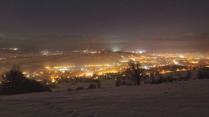 Smog zalega nad Polską. <br />Miejscami fatalna jakość powietrza
