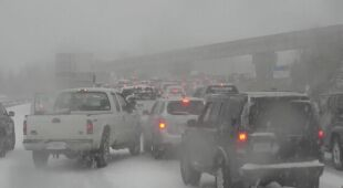 Drogi w Kansas sparaliżowane